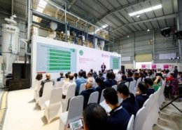 Evonik introduces new feed mill in Vietnem