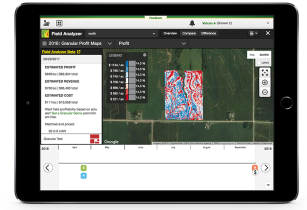 John Deere and Granular introduce new farm management tool