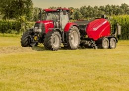 Case IH  launches two multipurpose tractors