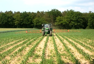 Agricultural drones robots