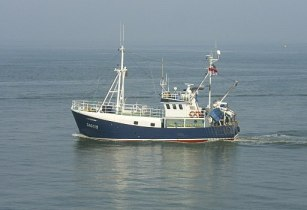 Fishing vessel Westbank 3