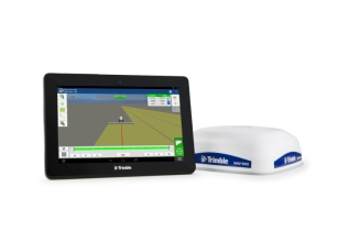 Trimble Introduces GFX-750 display system for agriculture applications