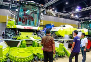 Spotlight on agricultural machinery at Agritechnica Asia
