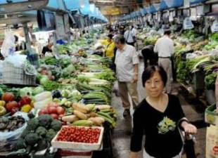 Food prices fell in December 2011 with the FAO Food Price Index dropping 2.4 per cent, or five points from November