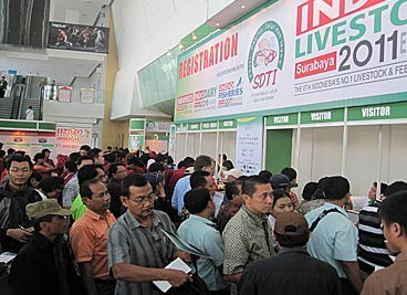 The previous edition, Indo Livestock Expo & Forum 2011 (held in Surabaya) was a resounding success