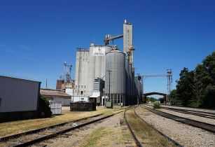 Pittsburg August 2015 15 Pilgrims Pride feed mill
